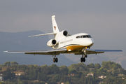PH-LAU - Private Dassault Falcon 900 series aircraft