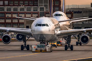 D-AIFF - Lufthansa Airbus A340-300 aircraft