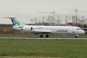D-AOLG - AvantiAir Fokker 100 aircraft