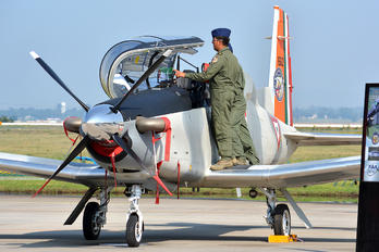 6612 - Mexico - Air Force Beechcraft T-6 Texan II