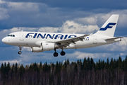 OH-LVL - Finnair Airbus A319 aircraft
