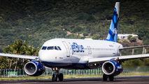 N503JB - JetBlue Airways Airbus A320 aircraft