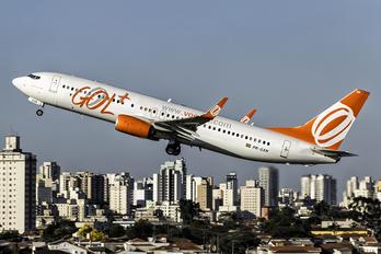 PR-GXN - GOL Transportes Aéreos  Boeing 737-800