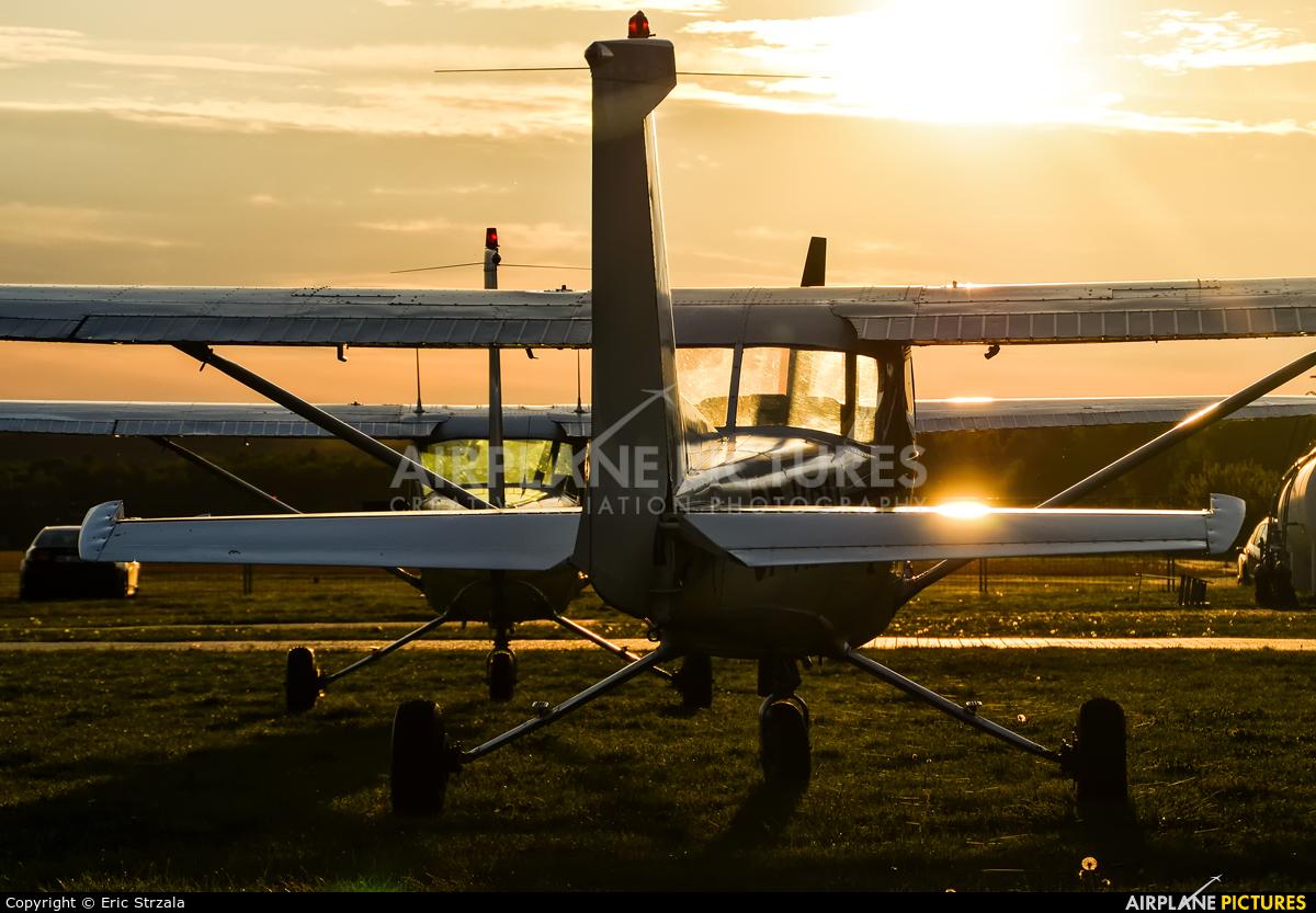 Aeroklub Warszawski SP-KDN aircraft at Warsaw - Babice