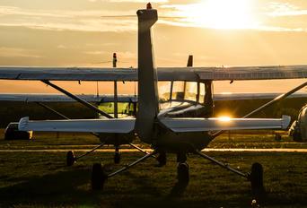 SP-KDN - Aeroklub Warszawski Reims F150