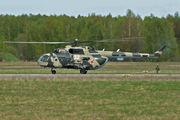 32 - Belarus - Air Force Mil Mi-8MT aircraft