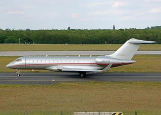 9H-VJA - Vistajet Bombardier BD-700 Global Express
