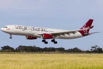 G-VLUV - Virgin Atlantic Airbus A330-300