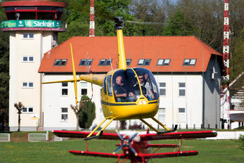SP-GWS - Salt Aviation Robinson R44 Astro / Raven