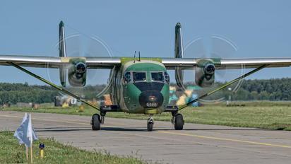 0212 - Poland - Air Force PZL M-28 Bryza