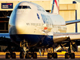 G-CIVL - British Airways Boeing 747-400 aircraft