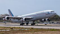 F-RAJA - France - Air Force Airbus A340-200 aircraft