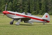 F-AZLY - Private Yakovlev Yak-3M aircraft