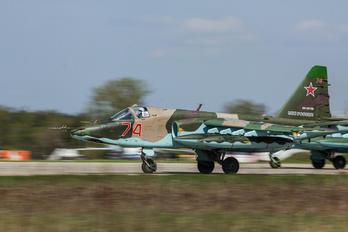 74 - Russia - Air Force Sukhoi Su-25SM