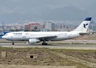EP-IBI - Iran Air Airbus A300