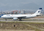 EP-IBI - Iran Air Airbus A300 aircraft