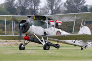 "LS326 - Royal Navy ""Historic Flight"" Fairey Swordfish II aircraft"