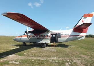 RF-49415 - DOSAAF / ROSTO LET L-410UVP Turbolet