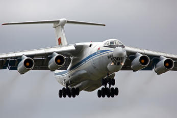 EW-004DE - Belarus - Air Force Ilyushin Il-76 (all models)