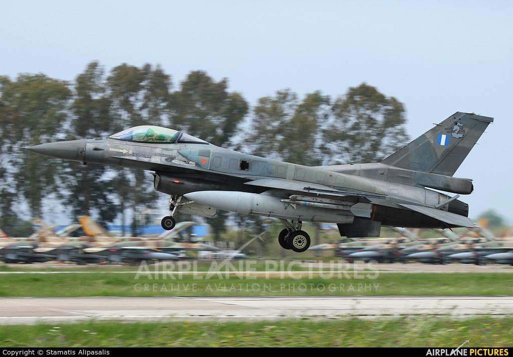 Greece - Hellenic Air Force 530 aircraft at Andravida AB