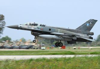606 - Greece - Hellenic Air Force Lockheed Martin F-16D Fighting Falcon