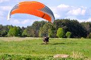 - - Private Parachute Fan aircraft