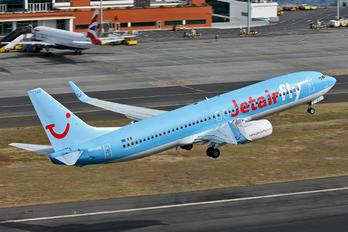 OO-JAQ - Jetairfly (TUI Airlines Belgium) Boeing 737-800