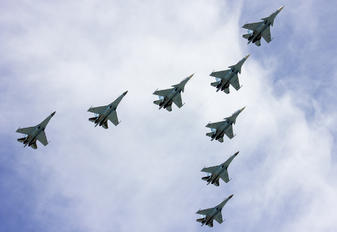 - - Russia - Air Force Sukhoi Su-30SM