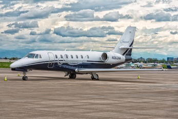 N262NA - Private Cessna 680 Sovereign