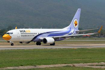 HS-DBN - Nok Air Boeing 737-800