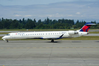 N549CA - Delta Connection - SkyWest Airlines Canadair CL-600 CRJ-900