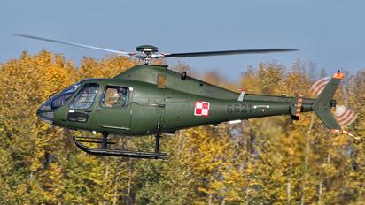 6621 - Poland - Air Force PZL SW-4 Puszczyk