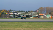 3817 - Poland - Air Force Sukhoi Su-22M-4 aircraft