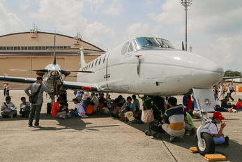 86-0083 - USA - Air Force Beechcraft C-12J Huron
