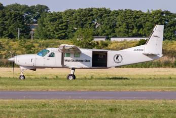 JA55DZ - Private Cessna 208 Caravan