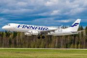 OH-LKP - Finnair Embraer ERJ-190 (190-100) aircraft