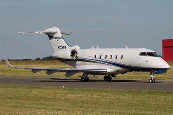 N125TM - Private Bombardier BD-100 Challenger 300 series