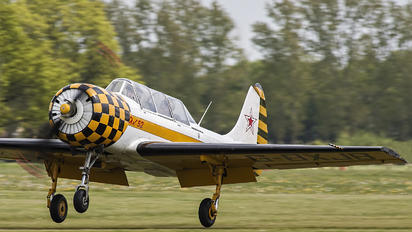 G-BXJB - Private Bacau Yak-52