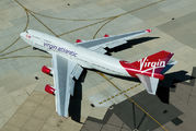 G-VWOW - Virgin Atlantic Boeing 747-400 aircraft