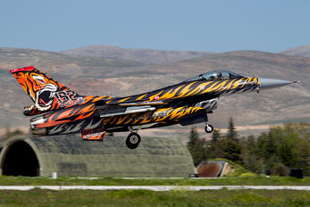 88-0014 - Turkey - Air Force Lockheed Martin F-16C Fighting Falcon