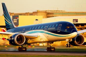 VP-BBS - Azerbaijan Airlines Boeing 787-8 Dreamliner