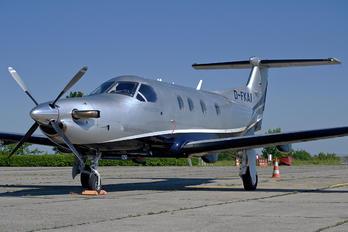 D-FKAI - Private Pilatus PC-12