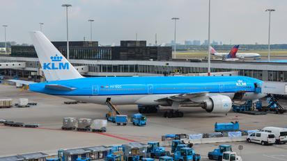 PH-BQC - KLM Boeing 777-200ER