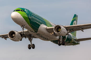 EI-DEO - Aer Lingus Airbus A320