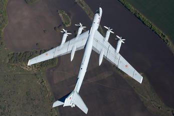 RF-94124 - Russia - Air Force Tupolev Tu-95MS