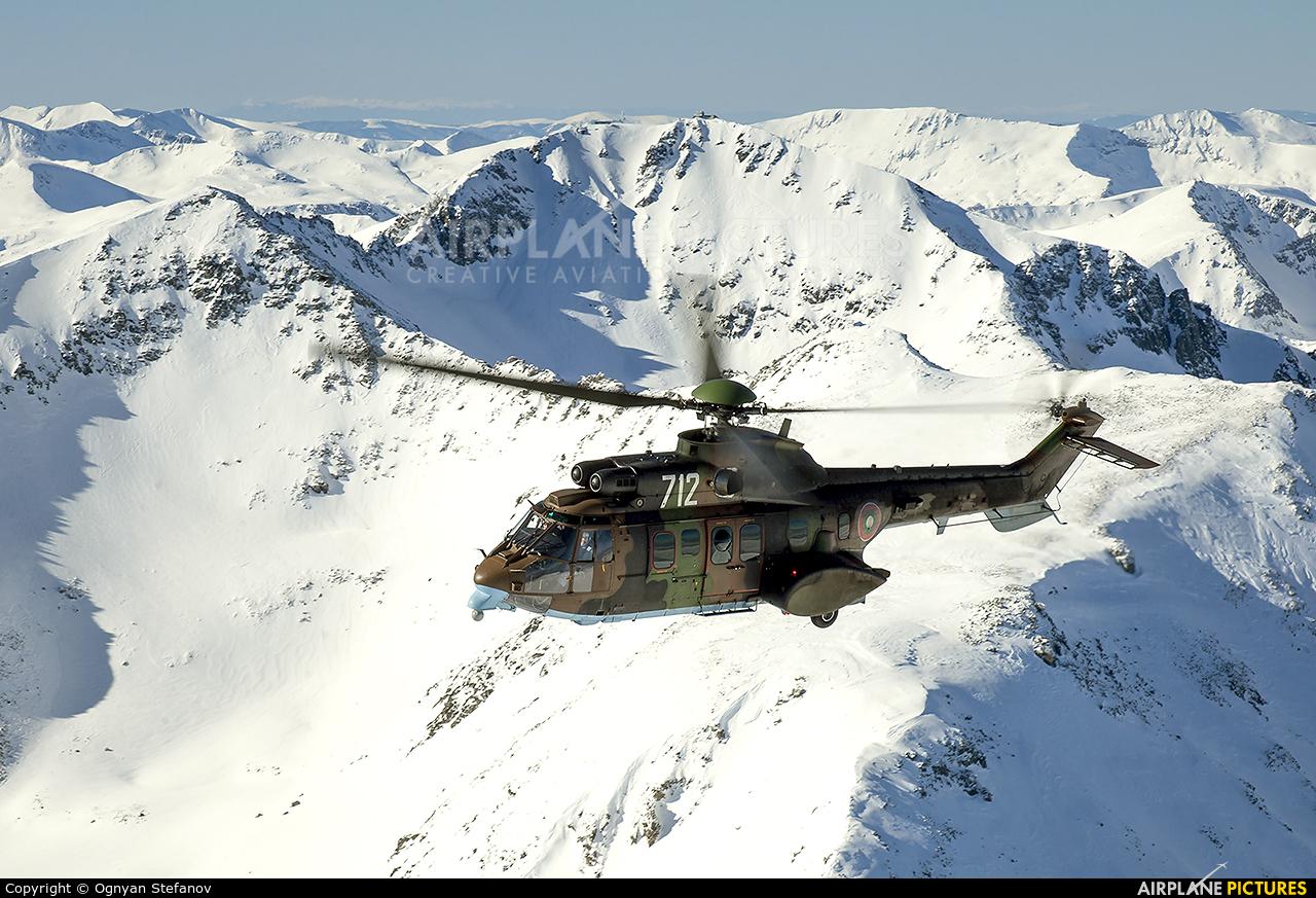 Bulgaria - Air Force 712 aircraft at In Flight - Bulgaria