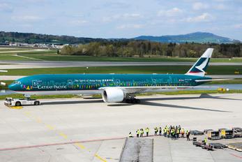 B-KPB - Cathay Pacific Boeing 777-300ER