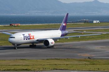 N855FD - FedEx Federal Express Boeing 777F