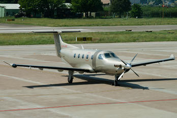 LX-JFS - Jetfly Aviation Pilatus PC-12