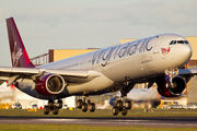 G-VGAS - Virgin Atlantic Airbus A340-600 aircraft